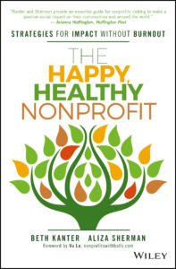 Happy Healthy Nonprofit Book Cover